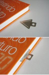 semn carte decupat cu laser