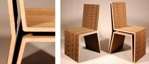 scaun carton