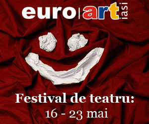Festivalul de teatru Euroart Iasi 2010