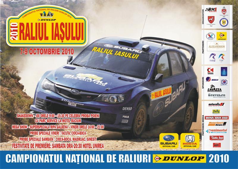 Banner Raliu Iasi 2010