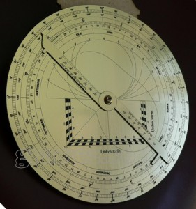 Verso astrolab