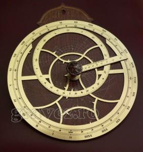 Fata astrolab