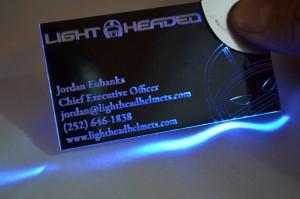 Lightheaded card